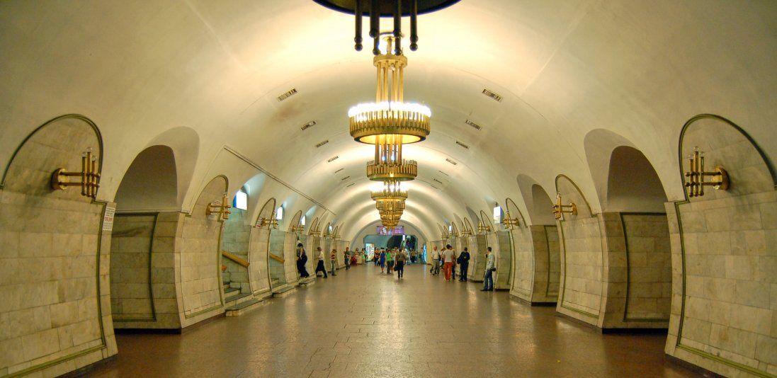 В Києві закрили одну з центральних станцій метро через «замінування»