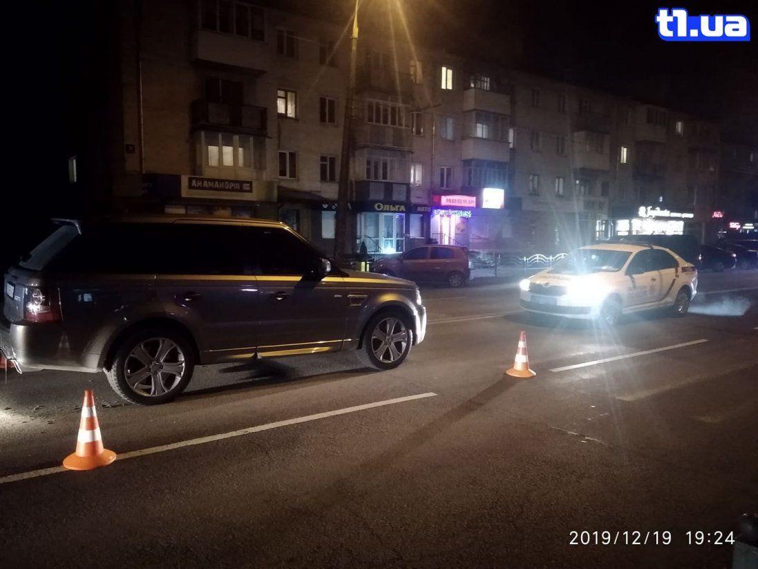 У Луцьку — велика «тягучка» через аварію (фото)