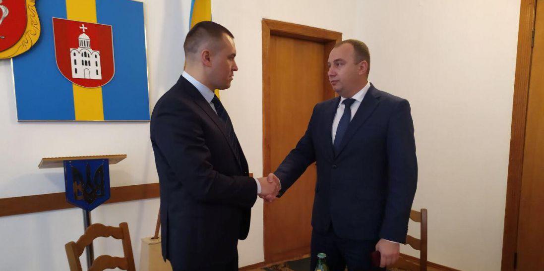 У Володимирі - новий керівник прокуратури