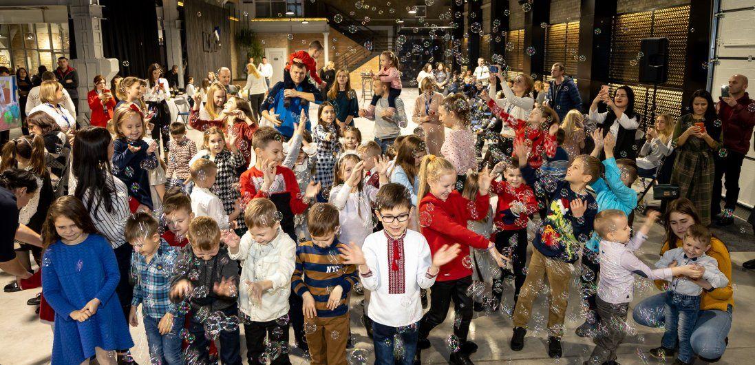 Як відбувся День святого Миколая на WEST AUTO HUB (фото)