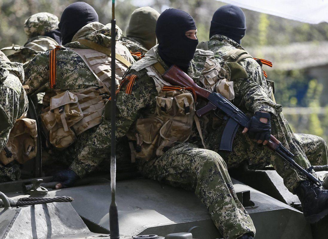 На Сході окупанти використали лазерну зброю