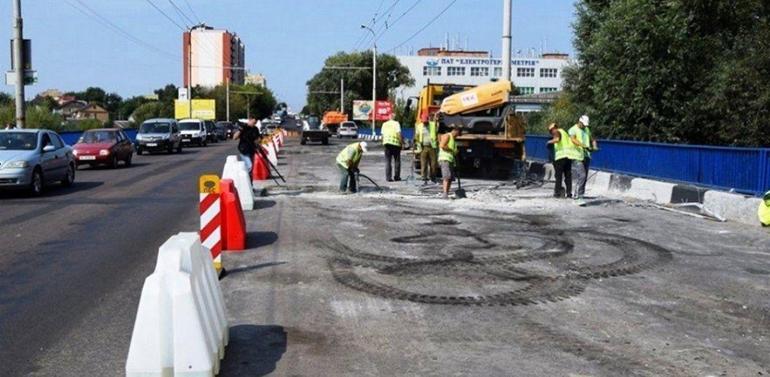 Хто за мільйон відремонтує міст у Луцьку