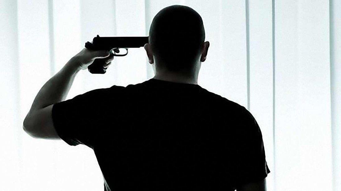 На Київщині поліцейський вистрілив собі у голову