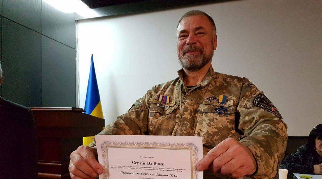 Посадили вбивцю ветерана АТО Олійника