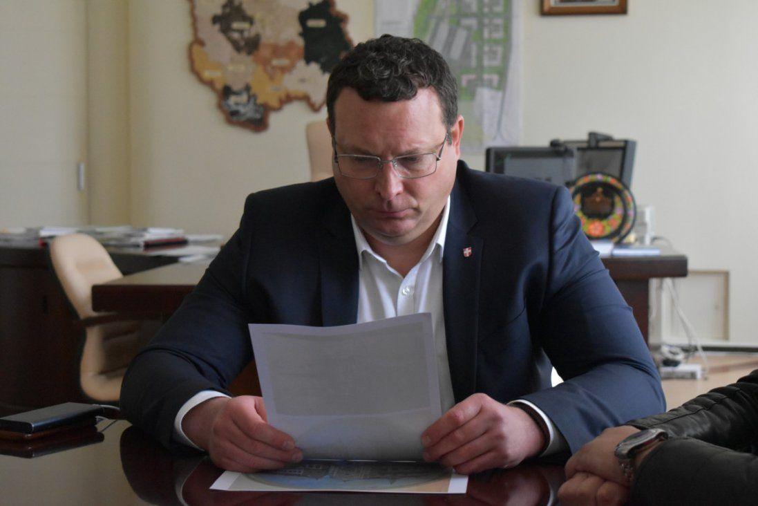 Звільнився перший заступник голови Волинської ОДА