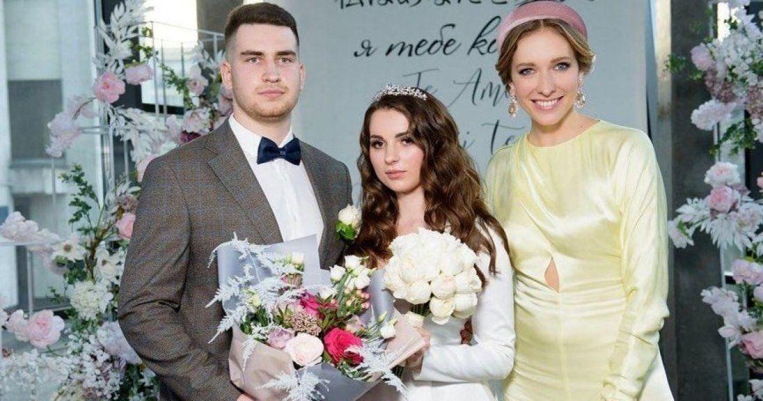 З'явилися нові фото з весілля дочки Скрябіна