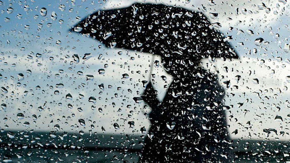 Сьогодні в Україні прогнозують сильні дощі