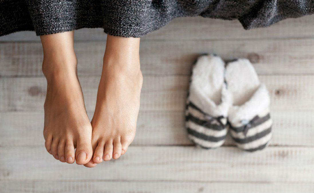 Чому постійно холодні ноги