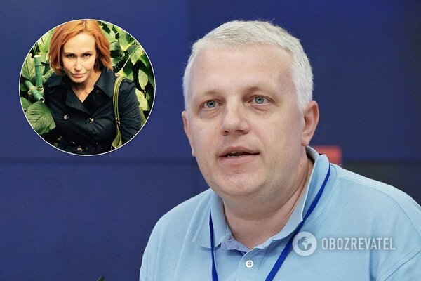 Юлія Кузьменко та Павло Шеремет