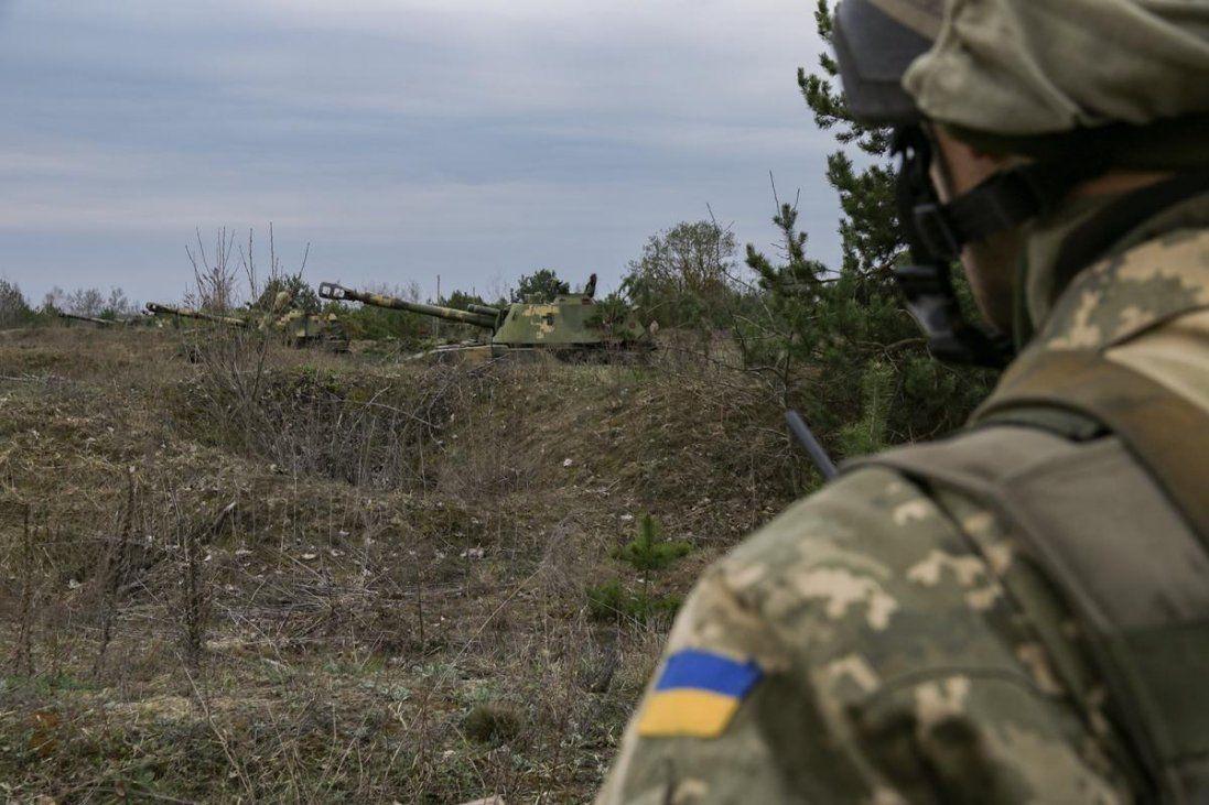 Бойовики підло атакували українських військових