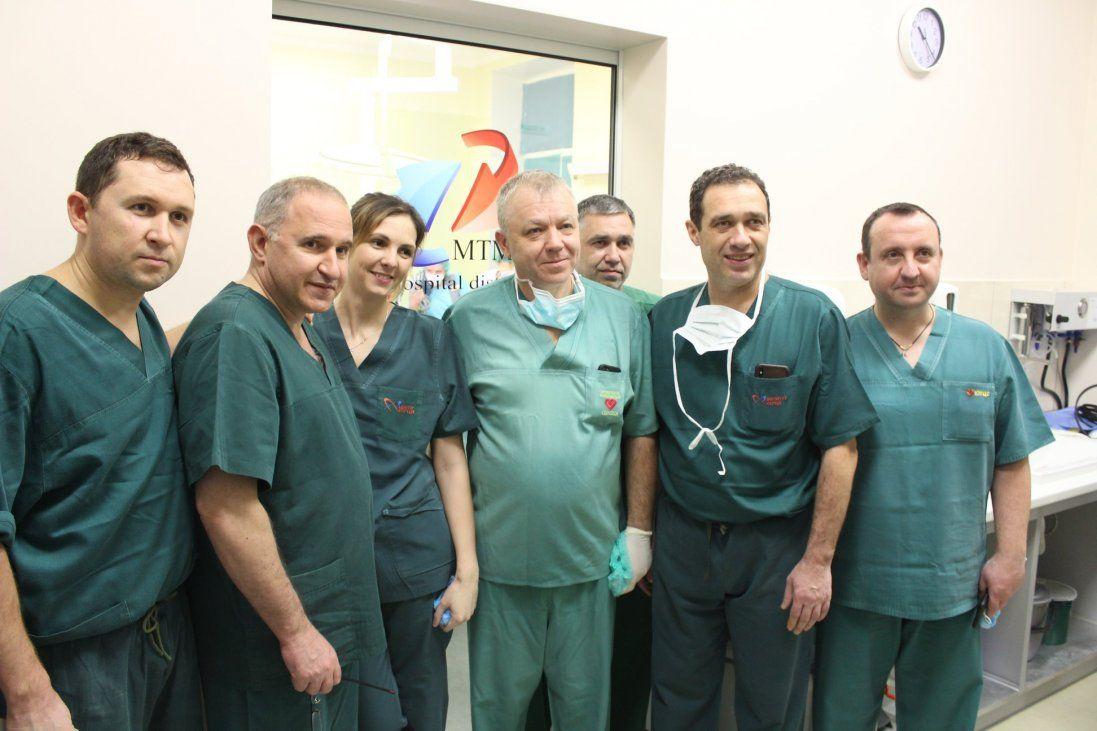 Вперше за 20 років в Україні ковельські лікарі провели трансплантацію серця (фото, відео)