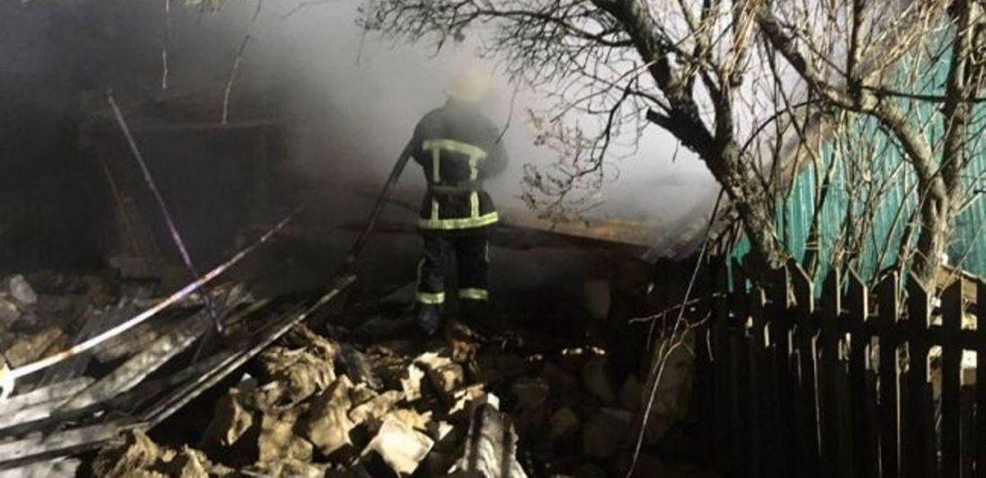 На Одещині стався вибух – двоє постраждалих