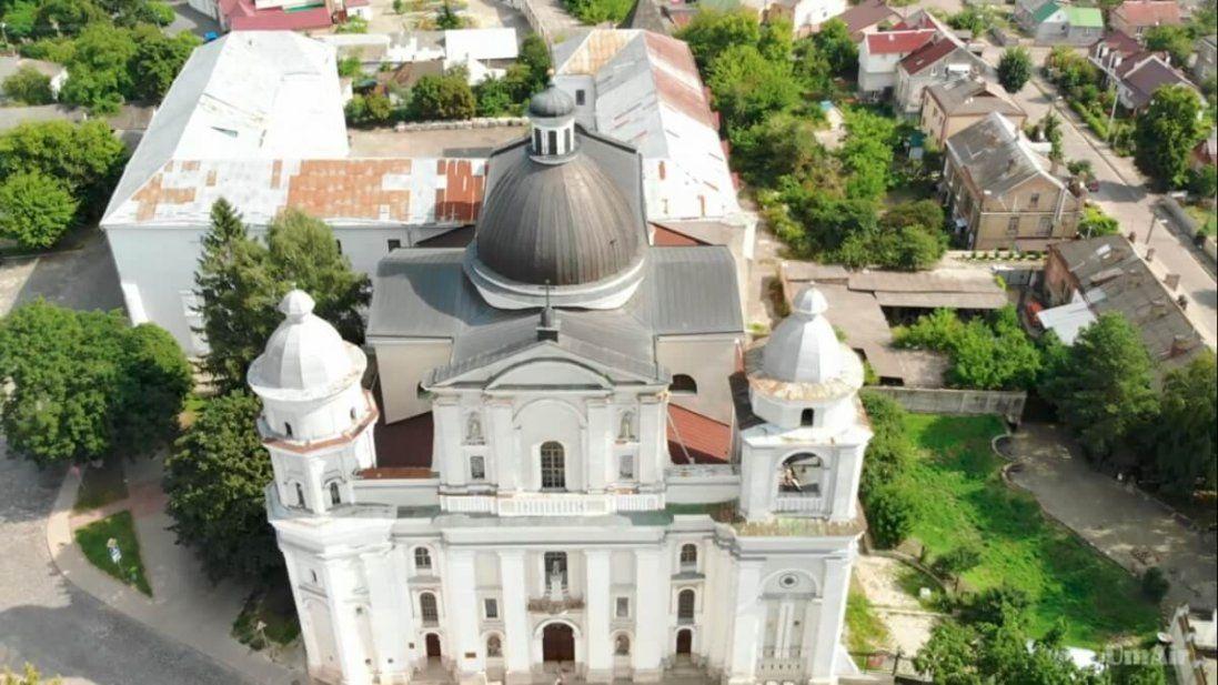 У Луцьку з'явиться 10 нових культурних пам'яток