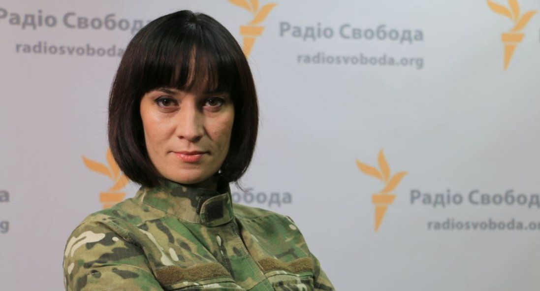 Маруся Звіробій подала заяву на Романа Трубу