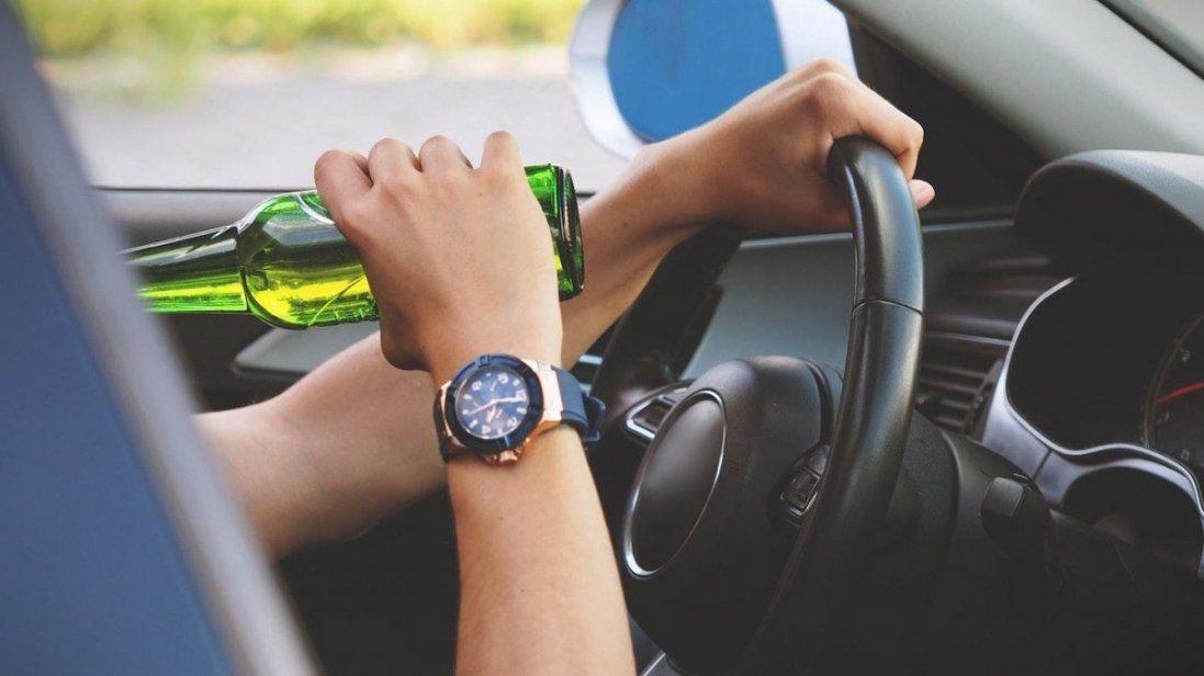 На Волині водій за «п'яне кермування» сплатить 20 тисяч штрафу