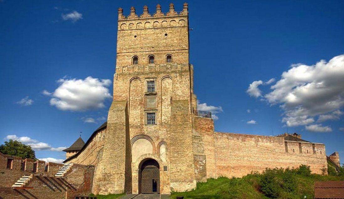 Луцьк увійшов у десятку туристично перспективних міст