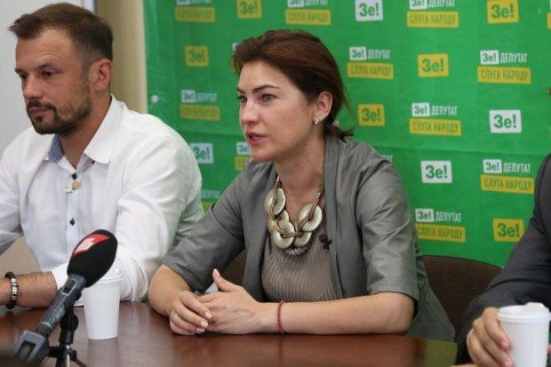 Ірина Венедіктова стала кандидатом №3 від партії