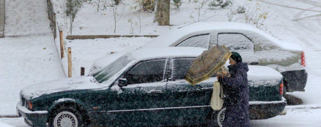 Сніг та ожеледиця: прогноз погоди на 29 грудня