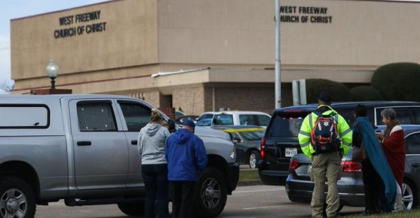 У США в церкві розстріляли людей