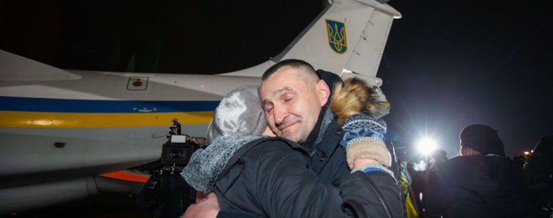 Що відомо про звільнених з полону українців (список)