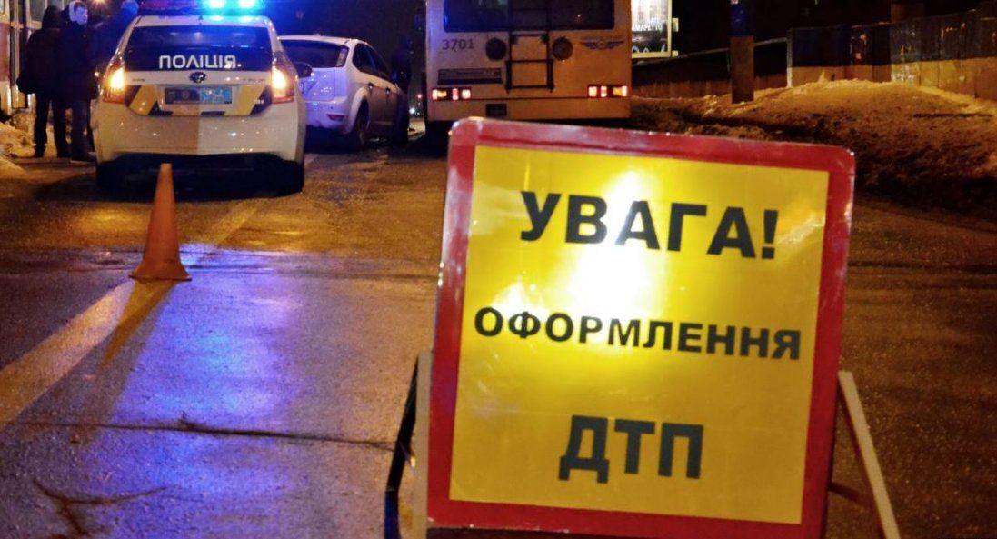 У Луцьку під колесами автомобіля загинула людина (відео)