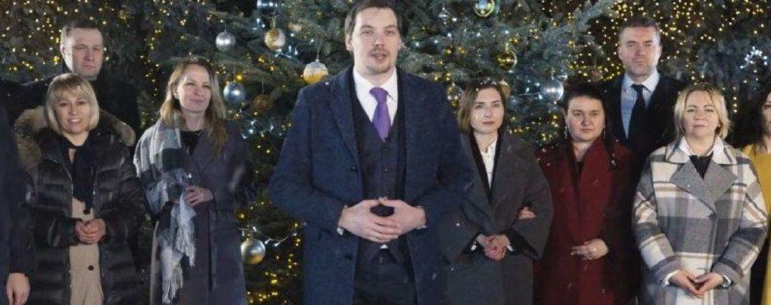 Аваков не прийшов на запис новорічного привітання від уряду