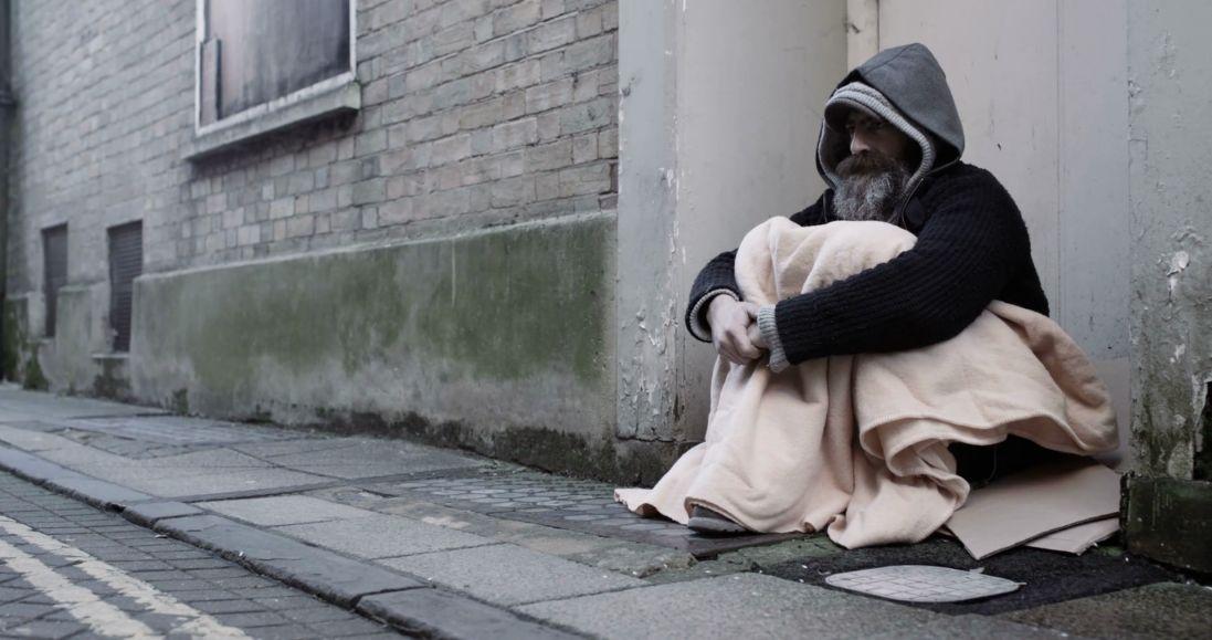 У Дніпрі жорстоко побили безхатьків (фото)