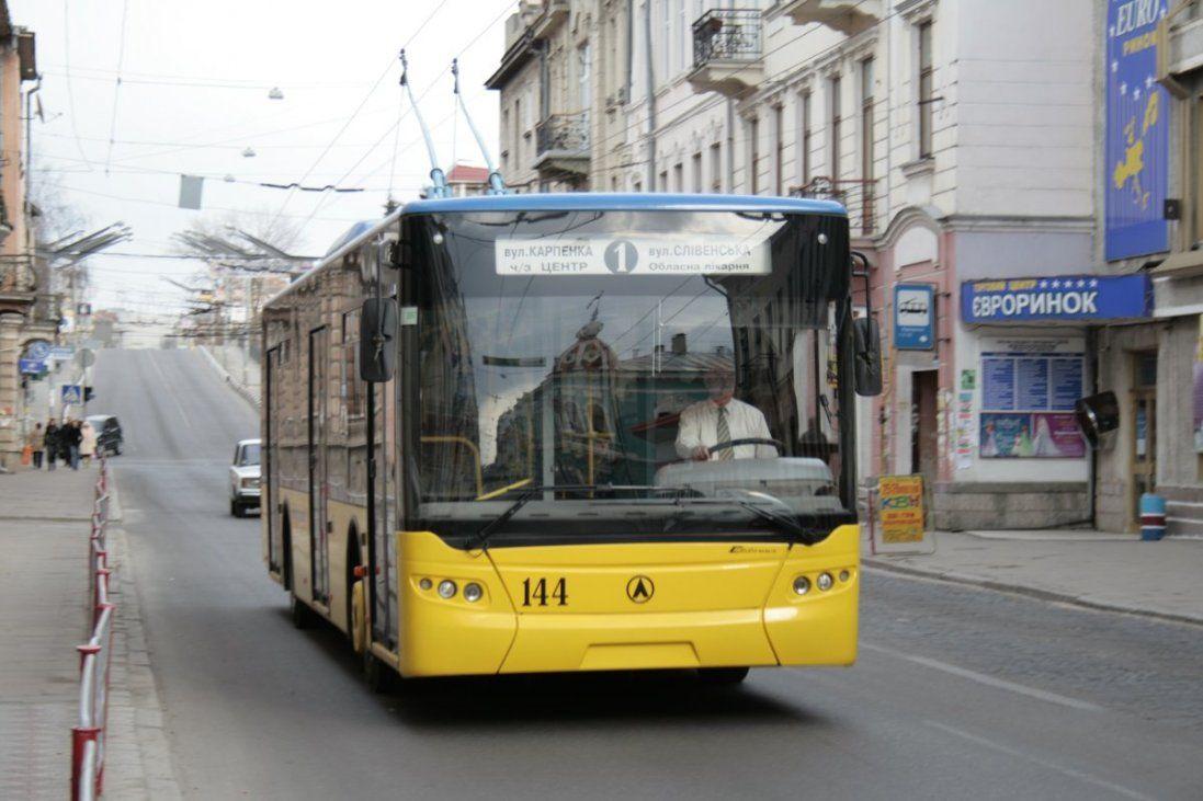 УХаркові водій тролейбуса побив пасажирів