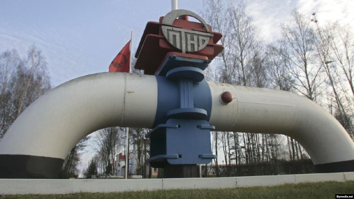Росія не постачає нафту в Білорусь