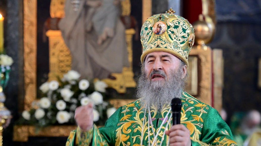На Волині митрополит Онуфрій проведе різдвяне богослужіння
