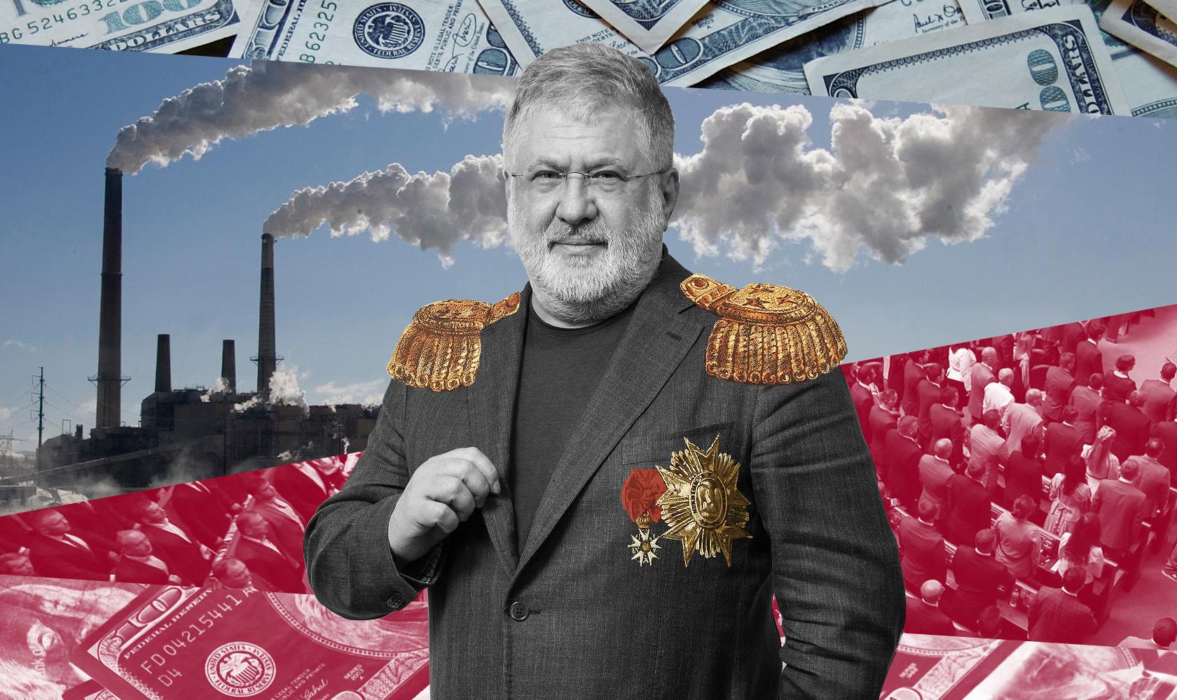 Одіозний мільярдер Ігор Коломойський перші гроші заробив на збиранні порожніх пляшок