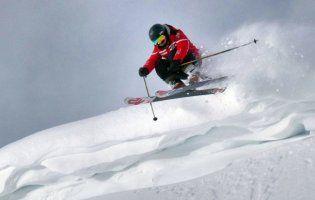 У Карпатах під час катання на лижах травмувався волинянин