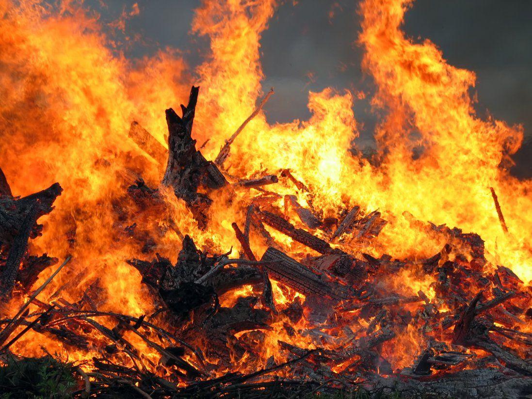 У Володимирі в пожежі загинула пенсіонерка