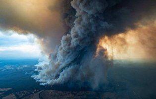 Дим від масшатбних пожеж у Австралії дійшов до Південної Америки
