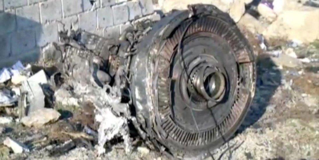 В Ірані розбився український літак: 177 загиблих