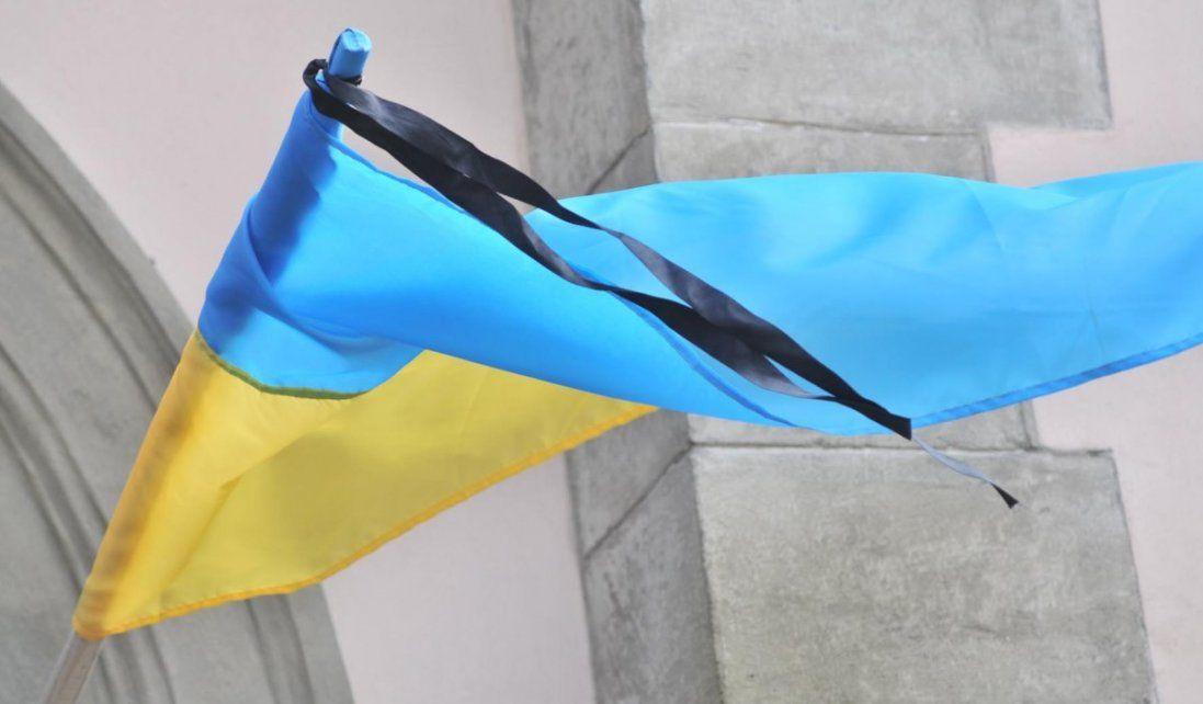 В Україні – День жалоби за загиблими в авіакатастрофі