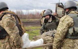У Київ із Донбасу прибув борт із важкопораненими героями (відео)