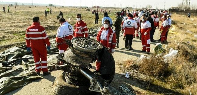 СБУ озвучила дві версії авіакатастрофи літака МАУ в Ірані