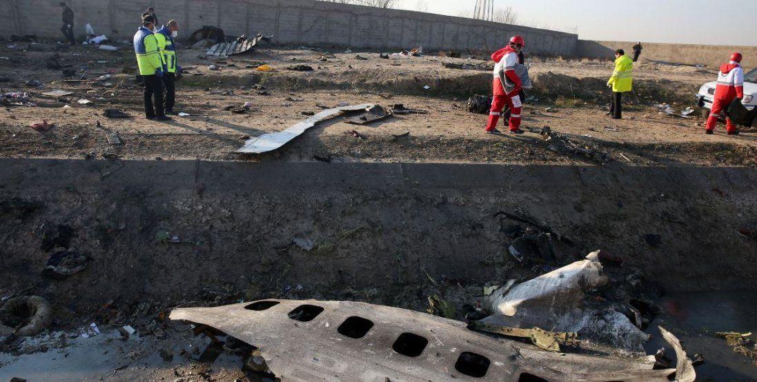 Україна заборонила польоти до Ірану та Іраку