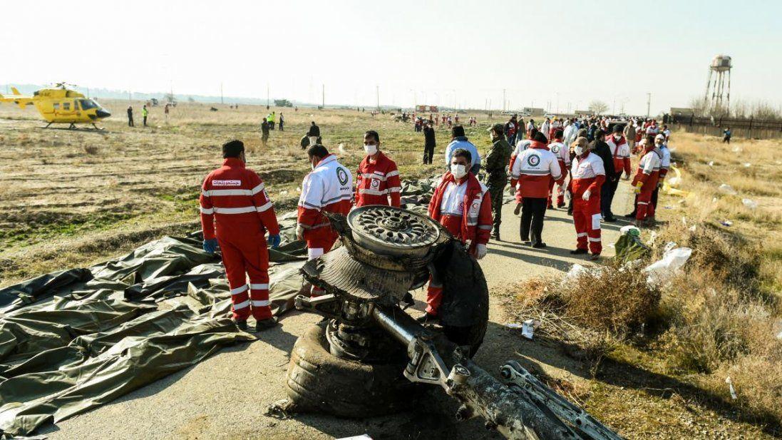 Іран визнав, що випадково збив український літак
