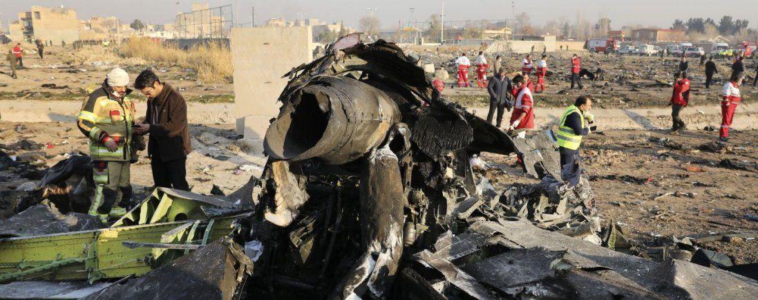 Іран пояснив, чому знищив український літак