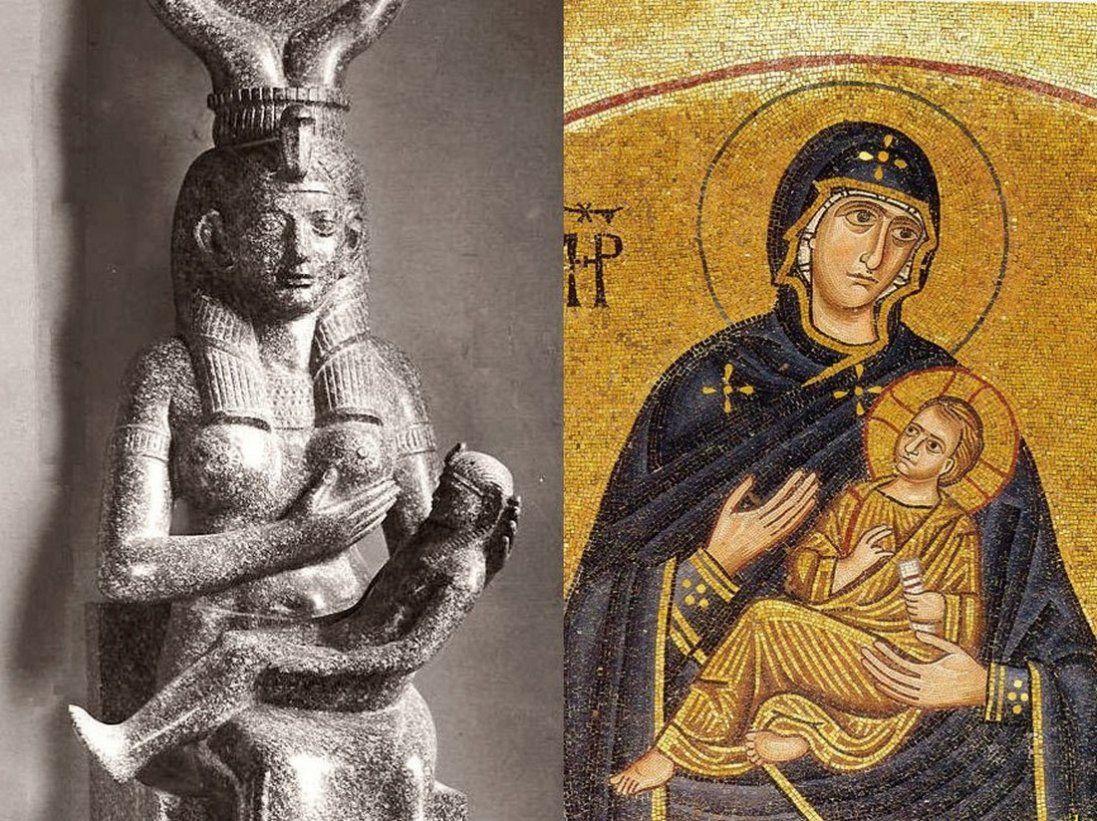 Чому Діва Марія насправді Богиня?