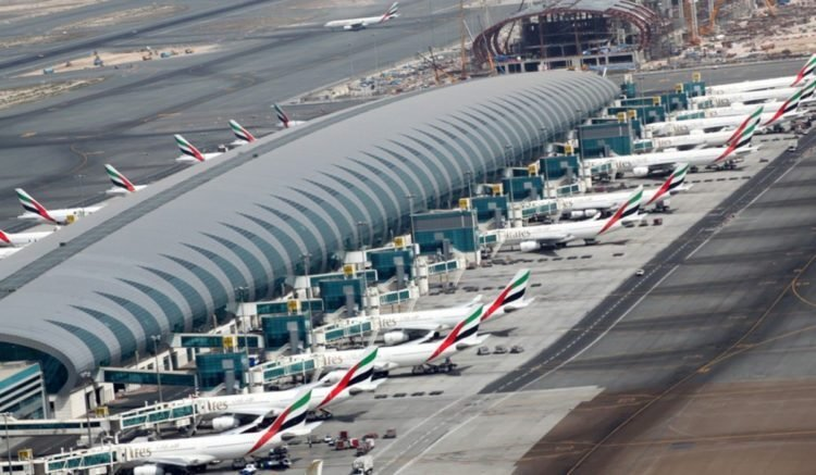Міжнародний аеропорт Дубая