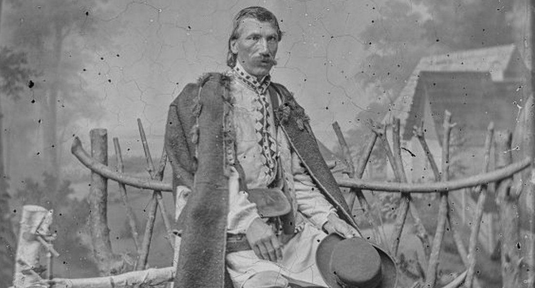 Невідомі колоритні фото українців ХІХ століття