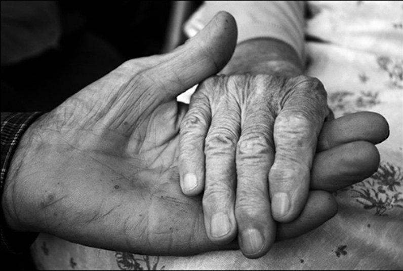 Пара прожила разом 70 років і за цей час ні разу не посварилася