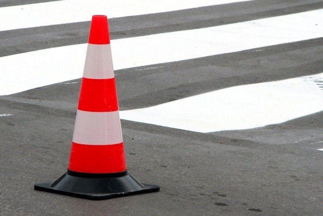 У Луцьку на дорозі збили жінку (фото)