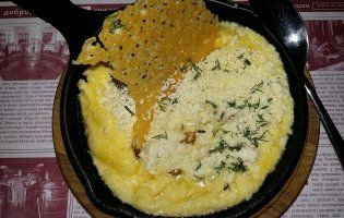 У Франківську зготували рекордну порцію бануша