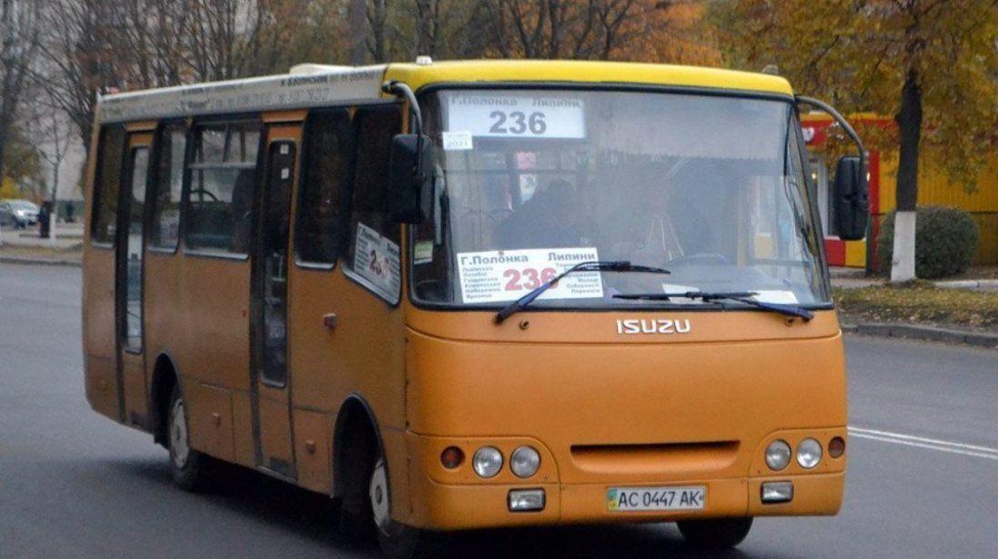 У Луцьку хочуть, аби приміські маршрутки не їздили центром