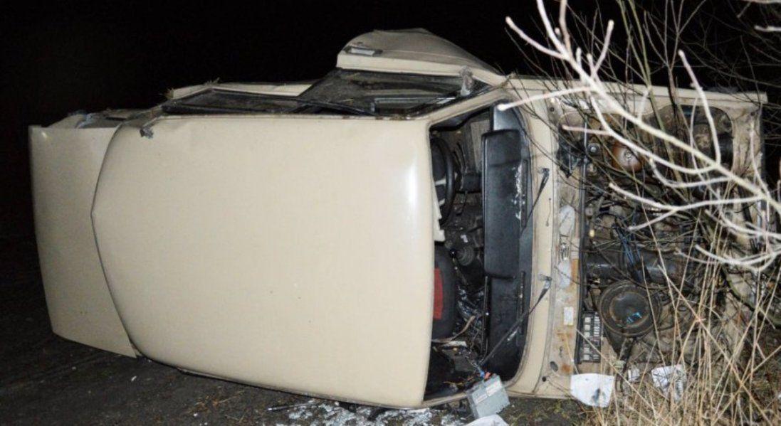 На Волині – смертельна аварія: загинув пасажир і троє травмованих