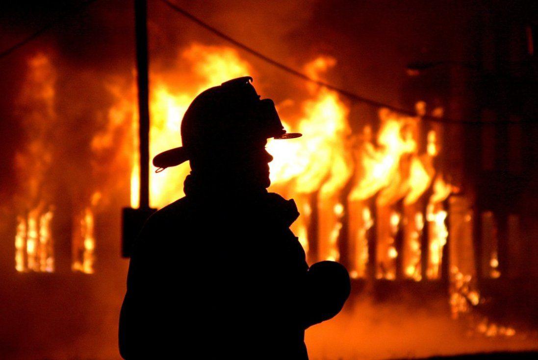 На Київщині в пожежі загинули діти